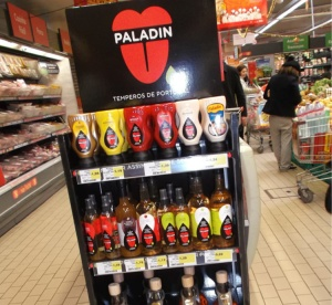 Paladin in Stores
