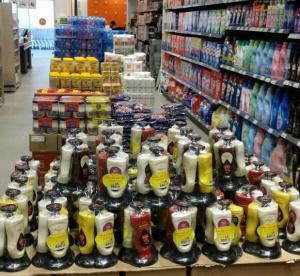PALADIN in Saudi stores
